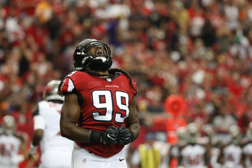 Featured Falcon Friday: Defensive End Adrian Clayborn