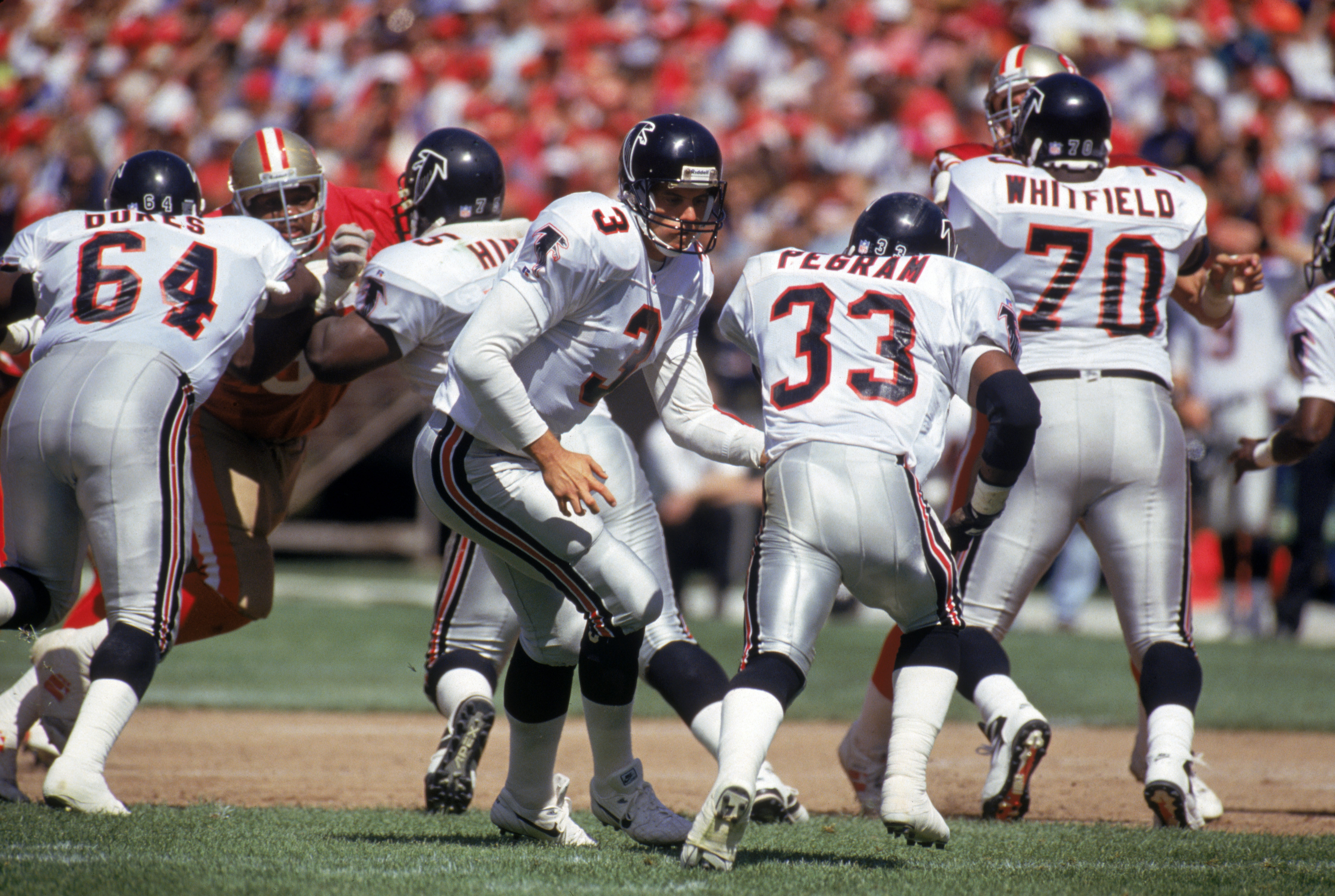 Atlanta Falcons Images: Atlanta Falcons: Top 10 Quarterbacks Of All Time