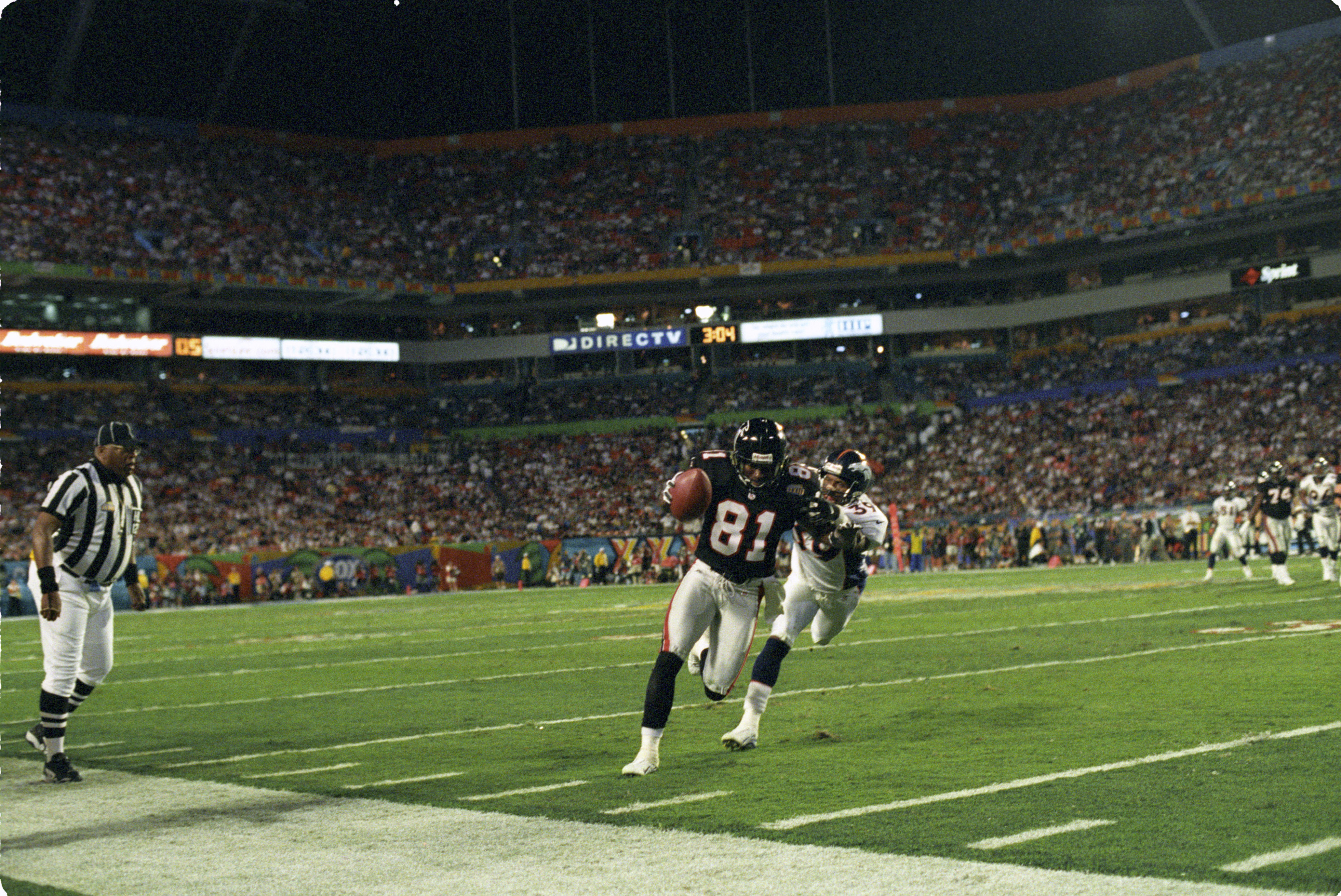Top five best wide receivers in Atlanta Falcons history