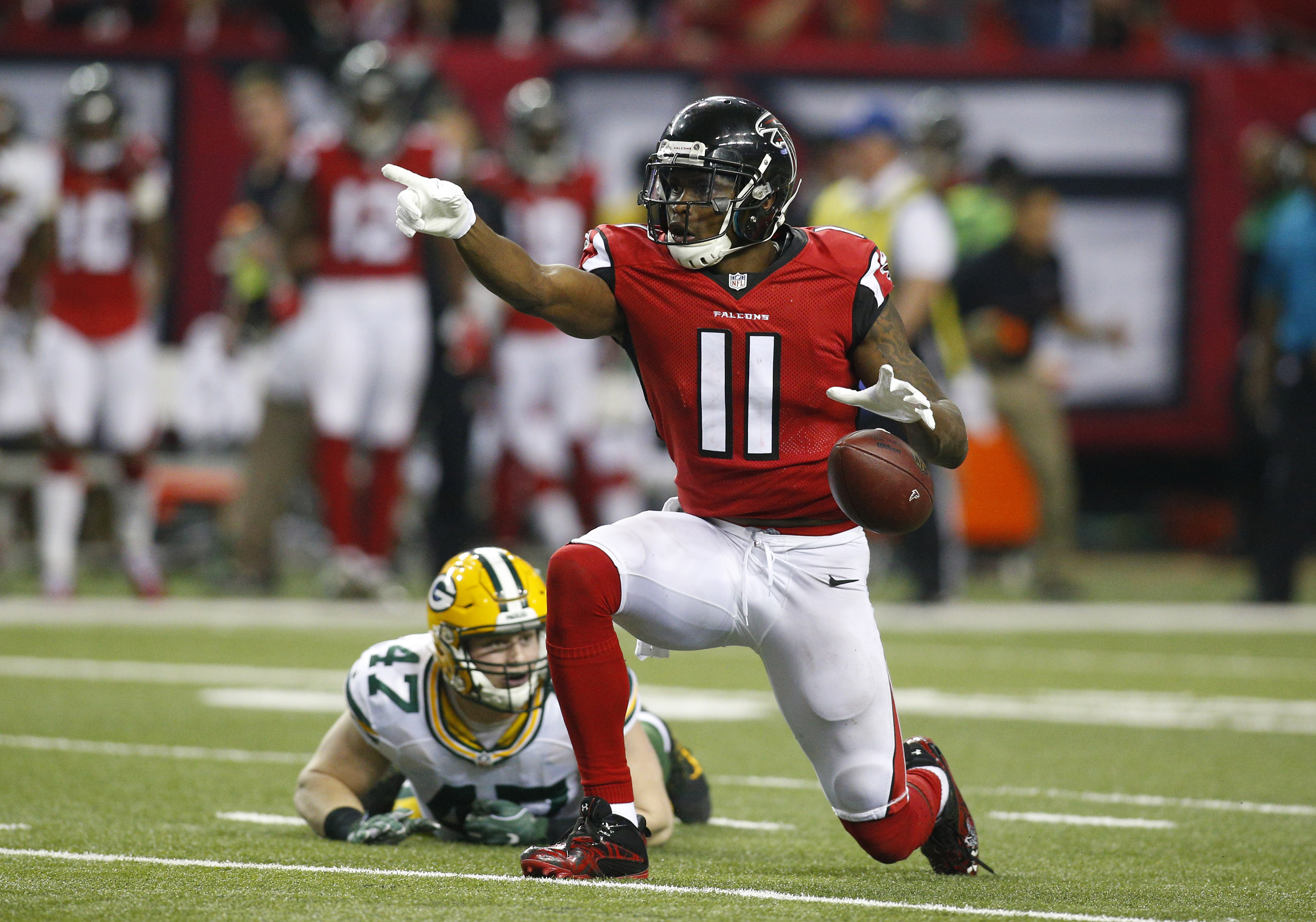 Atlanta Falcons Images: 2017 Atlanta Falcons Schedule: Analysis And Predictions